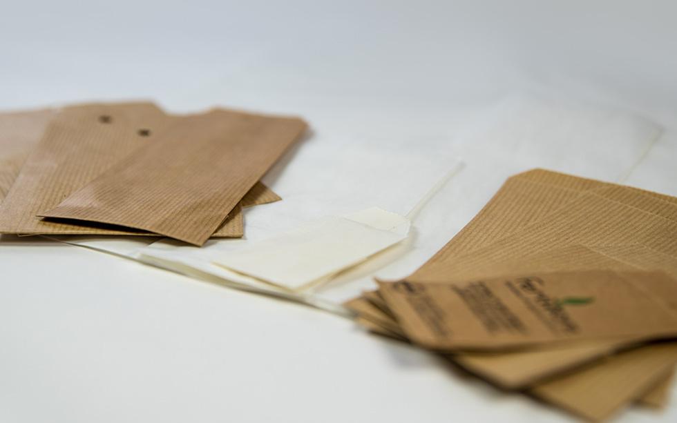 Matières utilisées par le bureau d'étude pour la création de vos sacs en papier