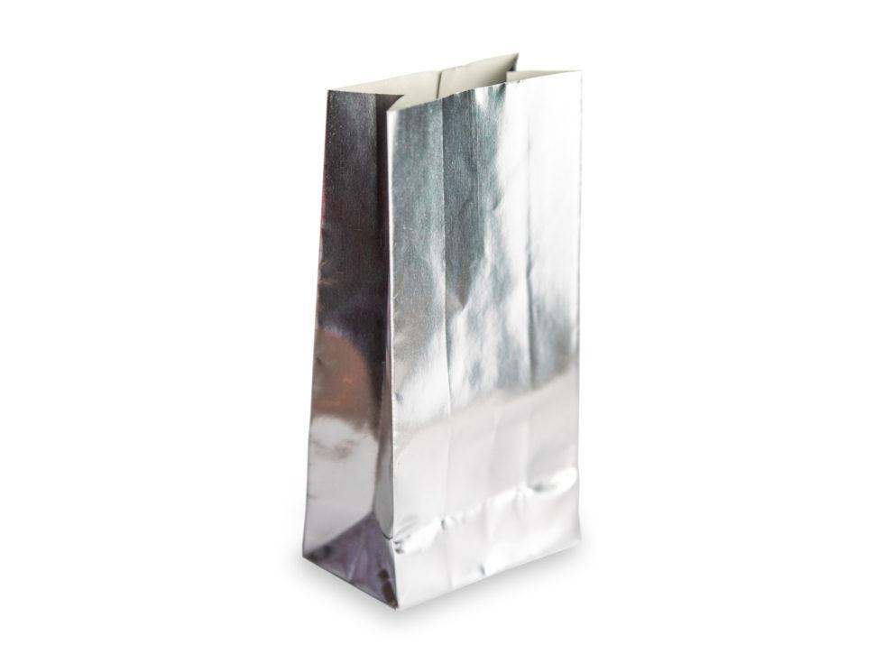 Sac en aluminium pour recherche agronomique