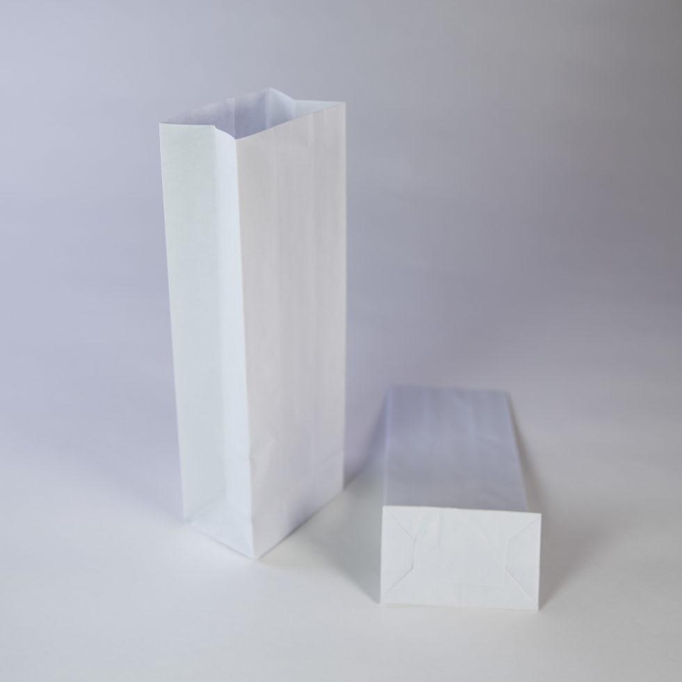 Sac en papier 3 soufflets pour farine 500g à 10kg