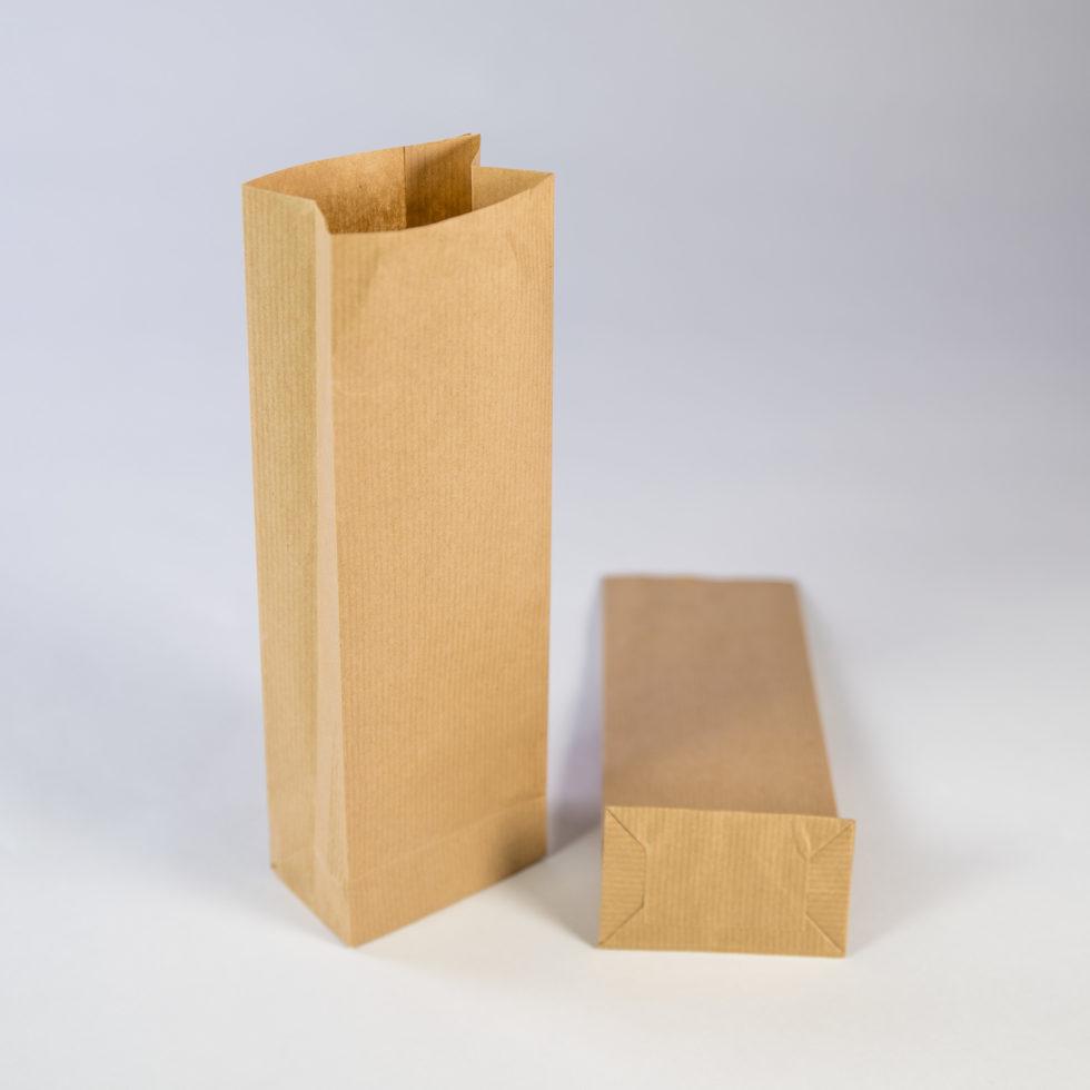 Sac en papier 3 soufflets pour farine