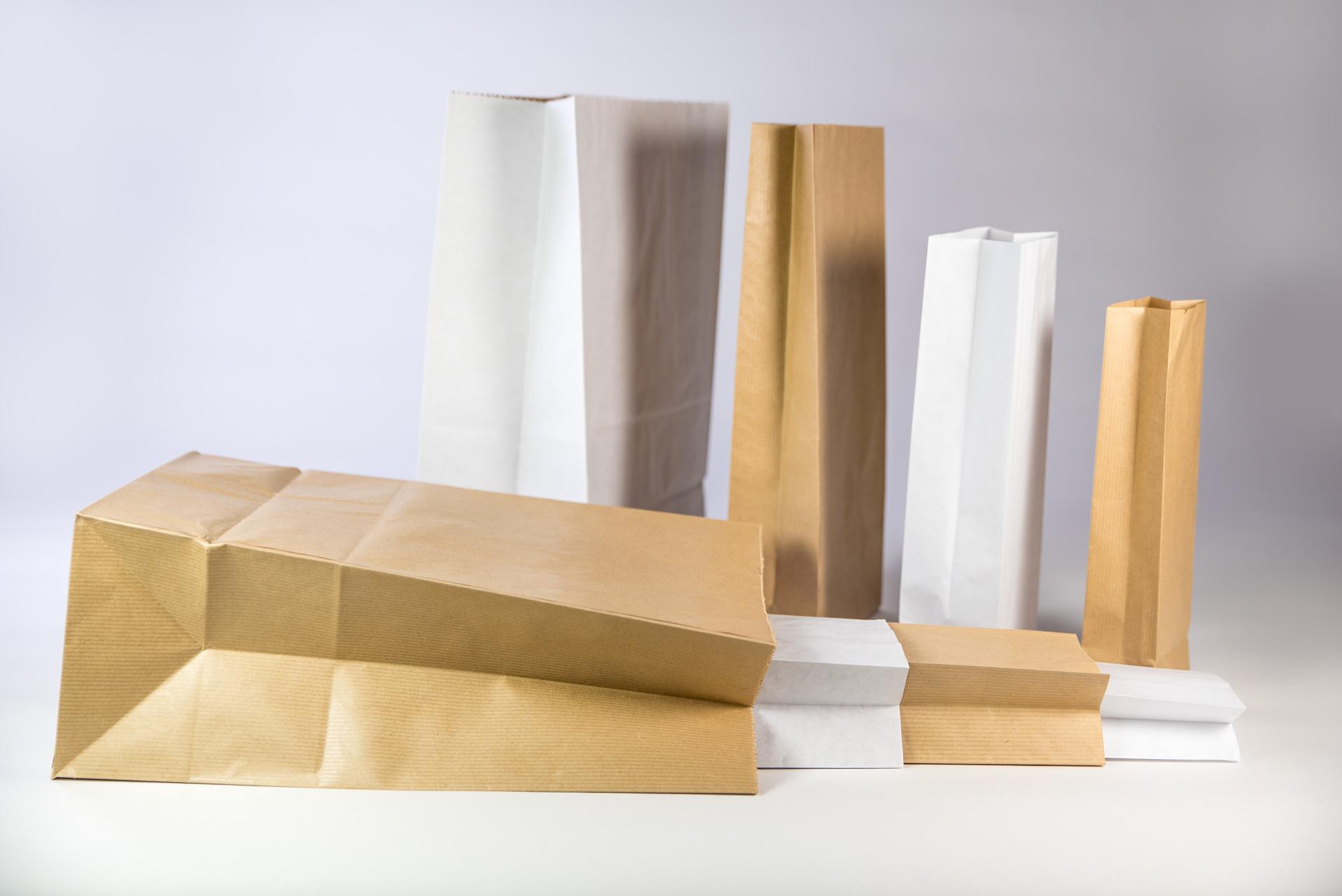 Sac en papier pour farine 500g à 10Kg