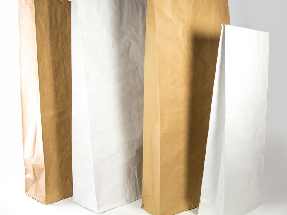 Gamme de sacs en papier pour farine 25 à 40kg