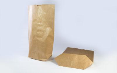Pour Noël, optez pour le sac en papier kraft personnalisé!