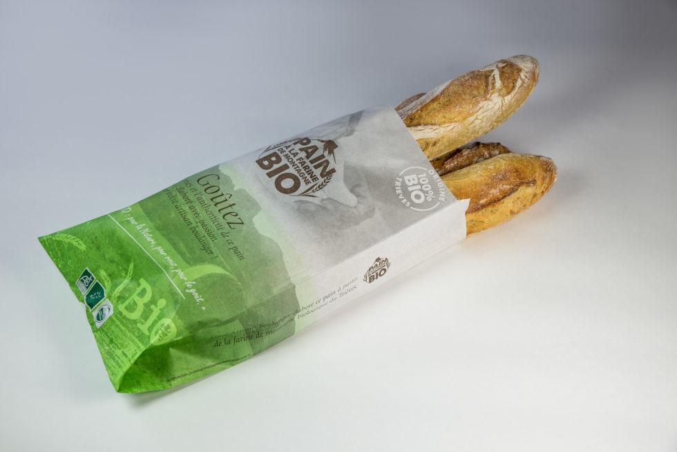 Sac baguette personnalisable