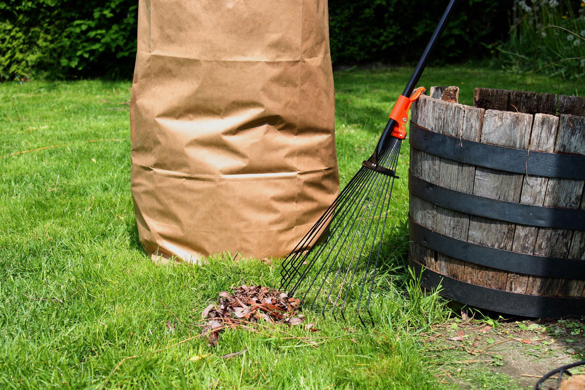 Comment choisir son sac à déchets verts ?