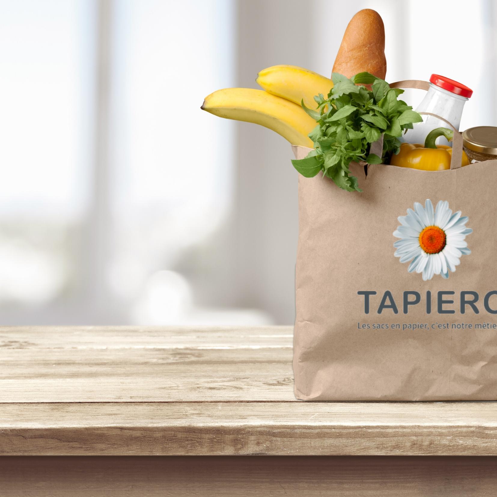 Personnalisation : Optez pour le sac en papier personnalisé !