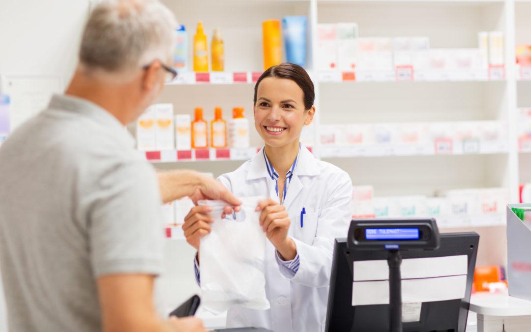 Le sachet papier devient indispensable dans les pharmacies