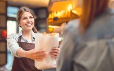 Les types de sachets papier en boulangerie