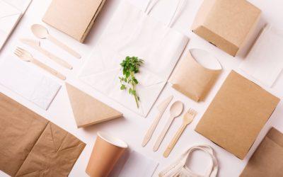 L'emballage alimentaire papier : la nouvelle touche verte !