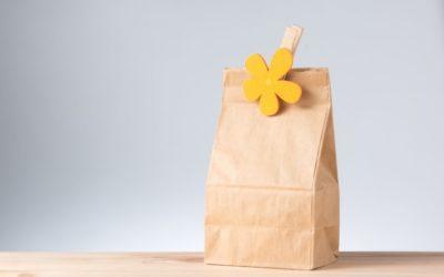 Un sac papier, un emballage devenu partenaire du quotidien