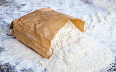 Minoterie : la place du sac en papier dans la vente de farine